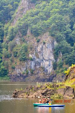 CCanoe kayak sur la Dordogne
