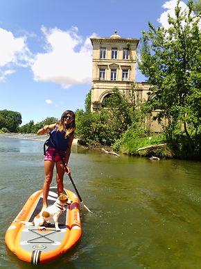 Smile Kayak Béziers 2016 Le moulin Cordier