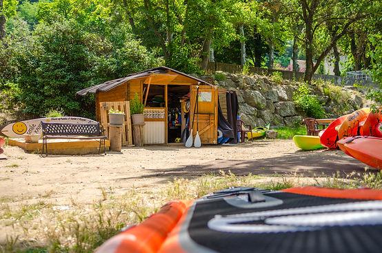 Canoe kayak Orb et Dordogne