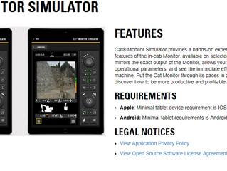 Cat Monitor Simulator