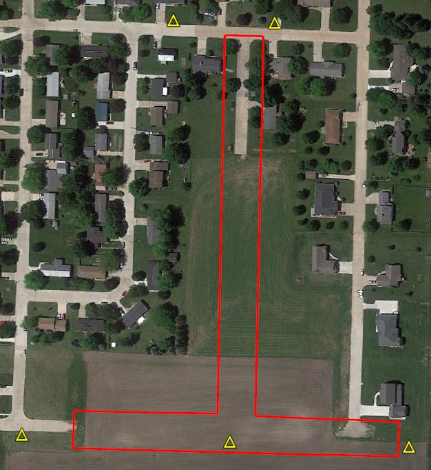 City Street GPS Site Control