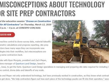 Get Ready for ConExpo!