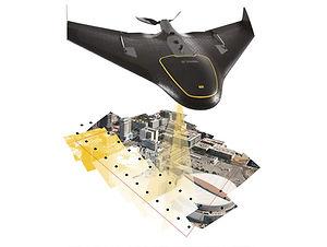 Survey drone