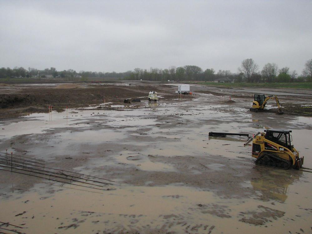 Wet Site