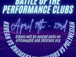 Battle of the Performance Clubs!
