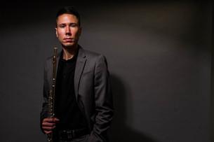 Thomas J. Wible flute