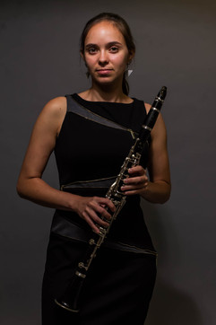 Natalie Groom clarinet