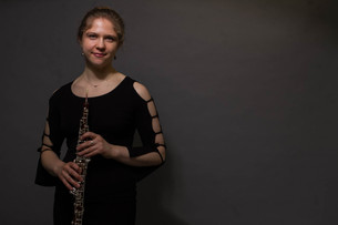 Lydia Consilvio oboe