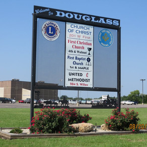 City of Douglass Events