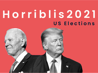 Marketing, the US Election and the promise of a much less 'horribilis' 2021.