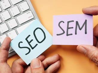 DIFFERENCE BETWEEN SEO & SEM: WHY IS IT SO ESSENTIAL TO UNDERSTAND IT