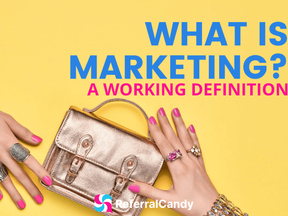 Marketing - A very complicated definition