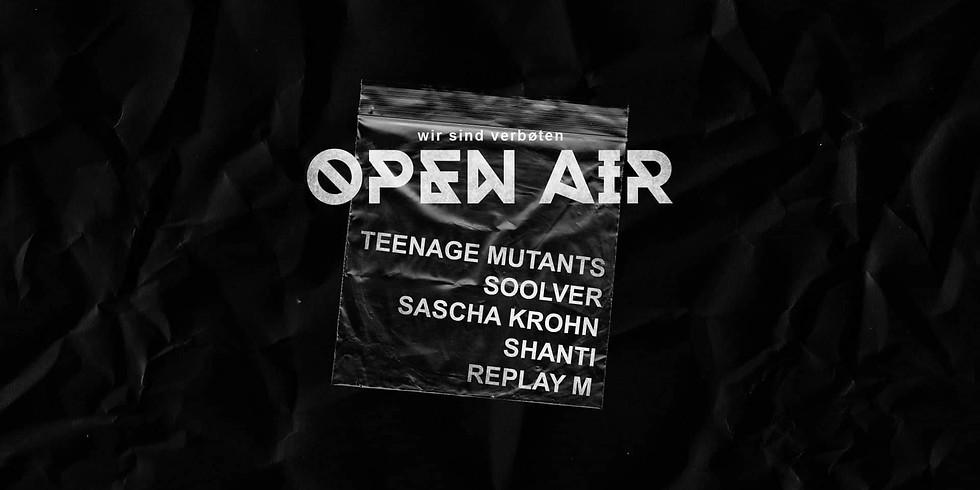 Open Air - Wir sind verboten