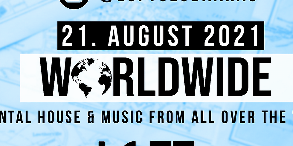 WORLDWIDE - music from all arround the world!