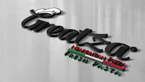 تصميم شعار مطعم ايطالي
