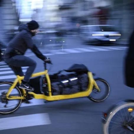 """""""Vive le vélo en ville"""" sur France Inter"""