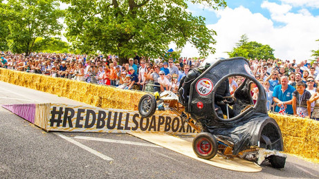 Red Bull Soap Box Derby