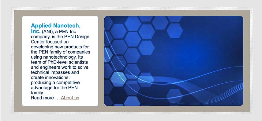 Nanotechnology PR