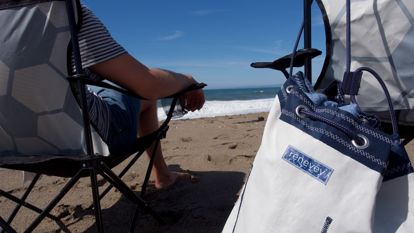 relax with renevey sailbag