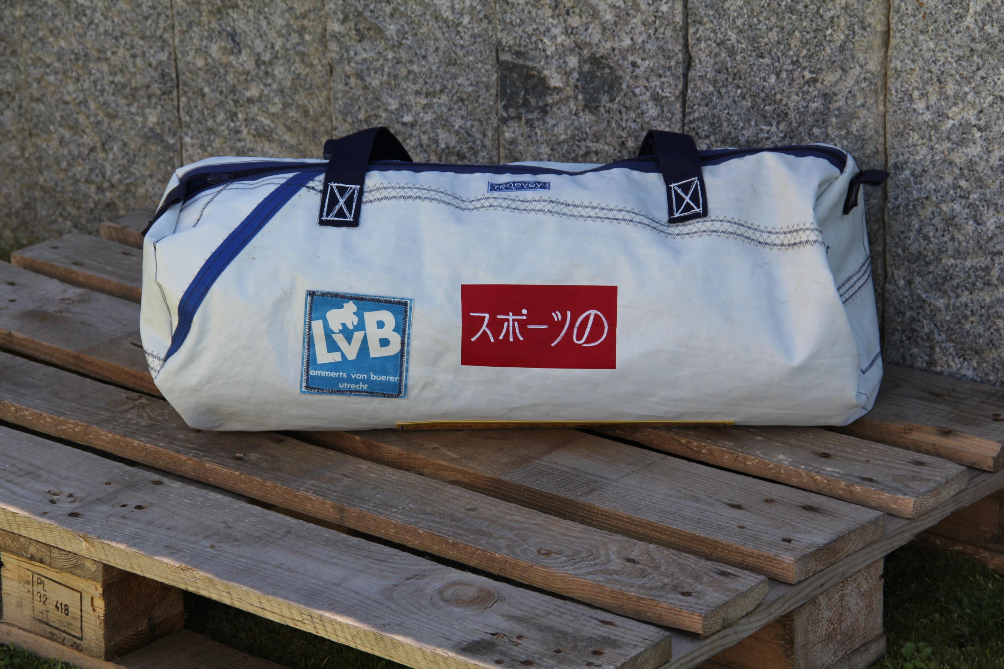 "Travelbag Large mit Futter ""Sport"""