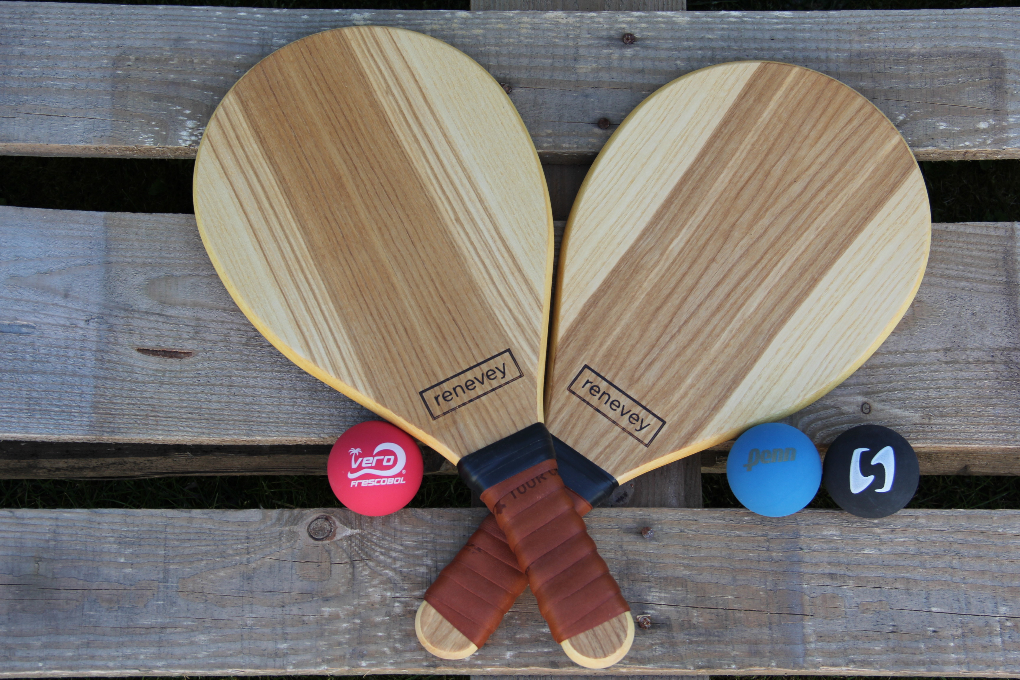 Beachball Rackets