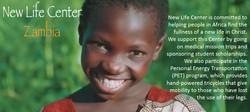 New Life Center- Zambia