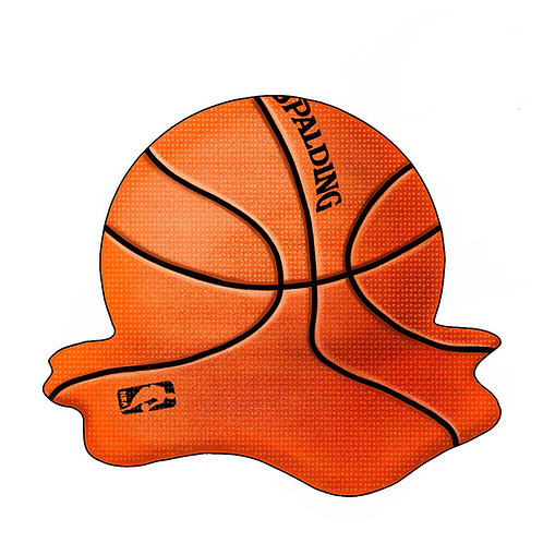 Melting Basketball Edition of 100