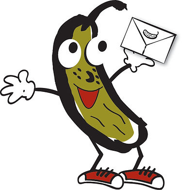 Pickle Guy Mail
