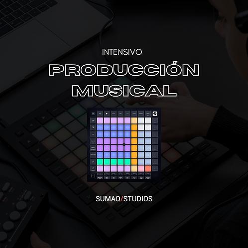 Intensivo de producción musical