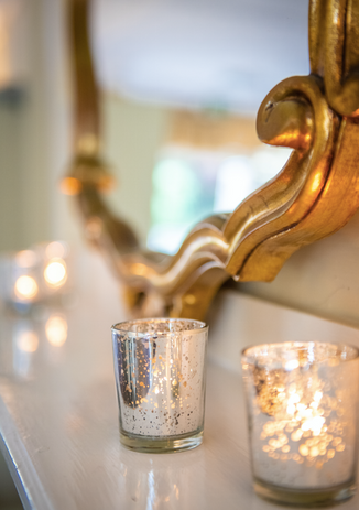 mirror_glass_candles_wedding_decoration_