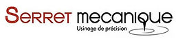 Serret Mecanique Logo long Usinage Sous traitance