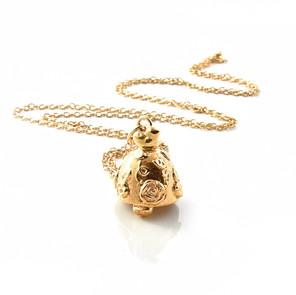 Birdsong Bell, Gold Plated