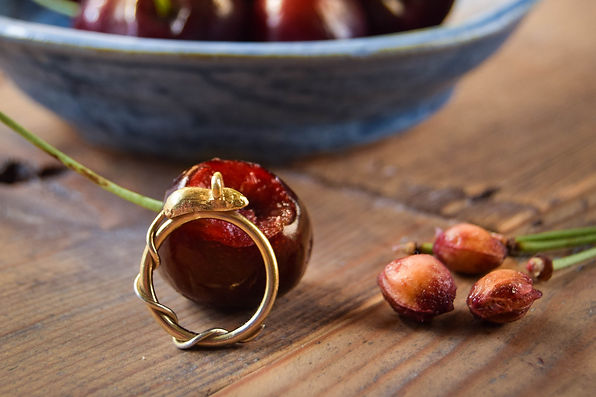Mouse and Cherries (1 of 1).jpg