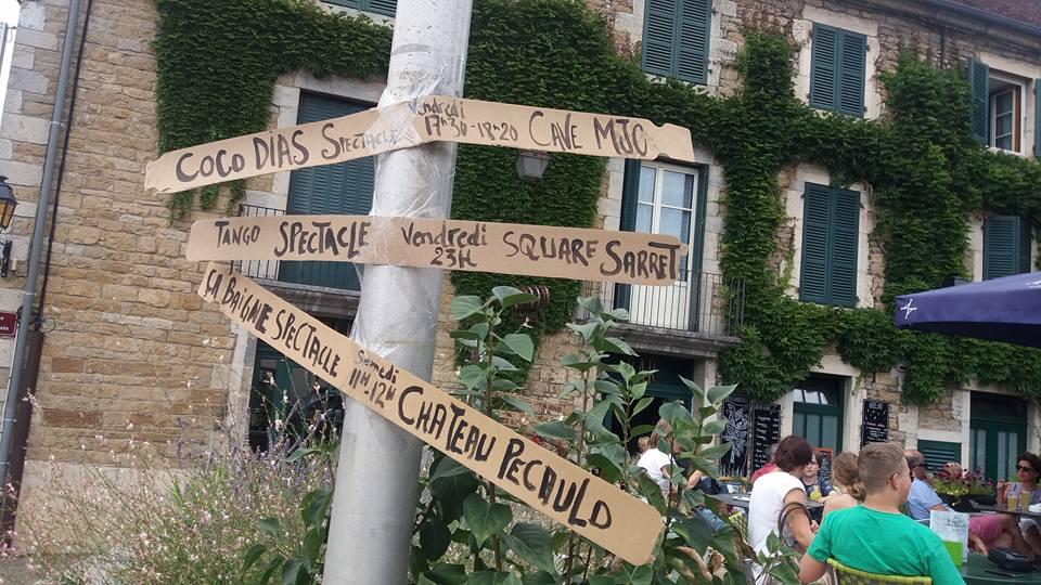 pancarte festival