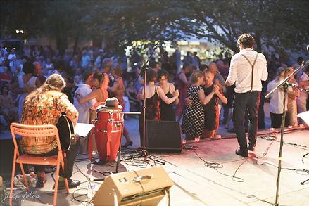 Festival tango Arbois vendredi de sarret