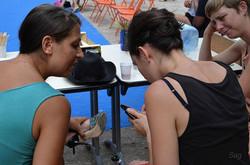bénévoles festival