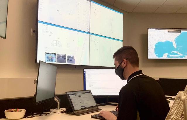 New Beep Command Center Ensures Safe AV Operations