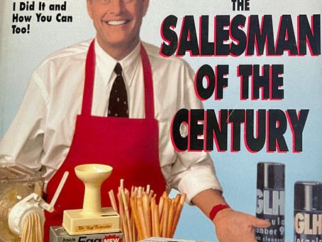 But wait, there's more! Remembering Ron Popeil