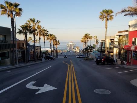 Manhattan Beach views