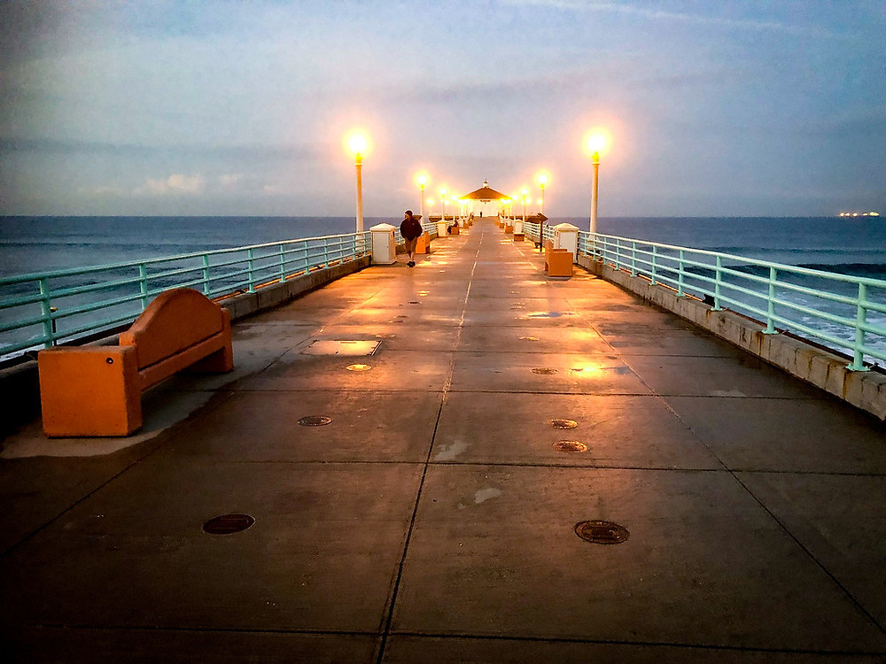 Manhattan Beach Photowalk