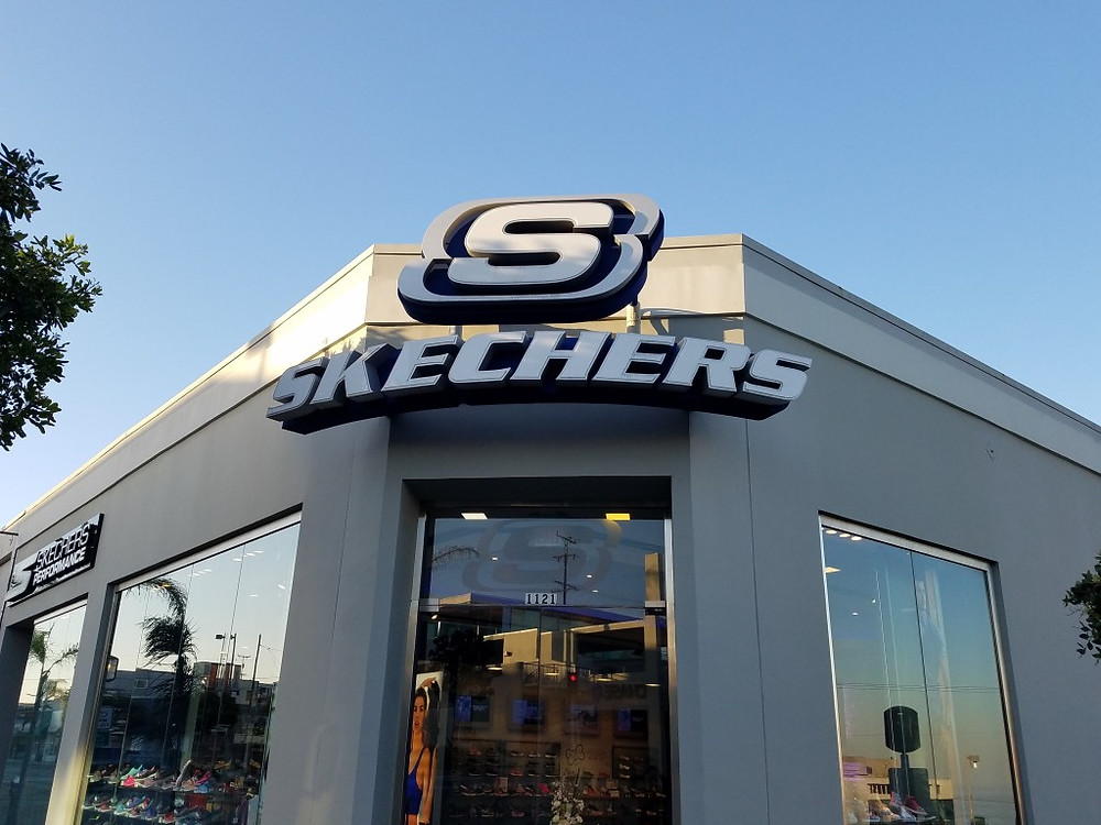 Skecher's Manhattan Beach
