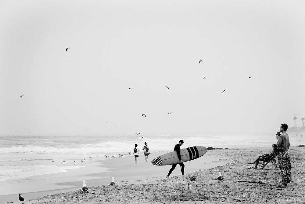 Surf City, USA #Photowalk
