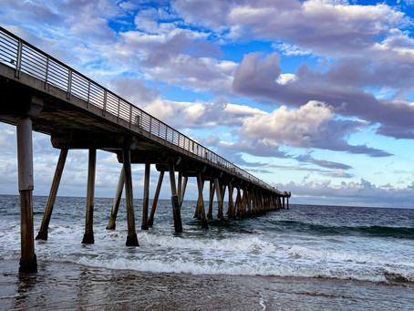 Photographing the best California Piers