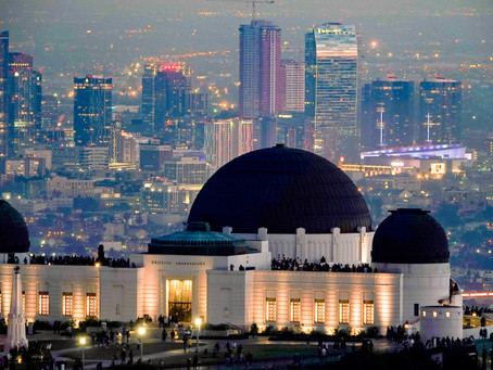 Griffith Observatory – #Photowalk