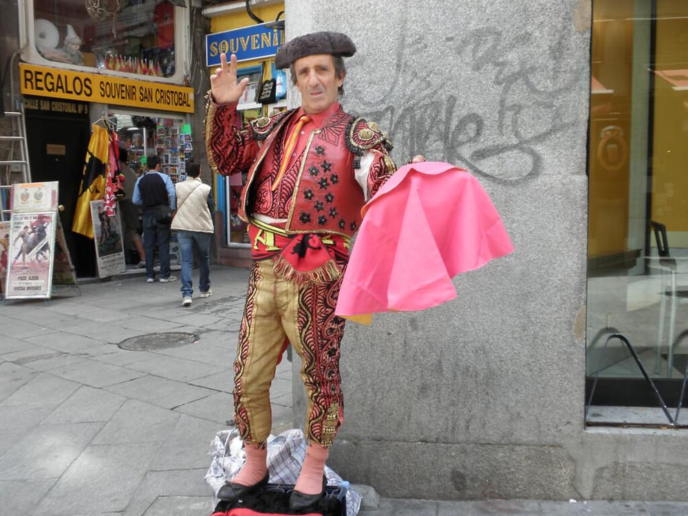 Sevilla matador