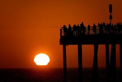 A Photowalk in Hermosa Beach