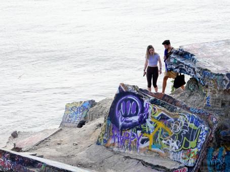 """San Pedro's """"Sunken City"""""""