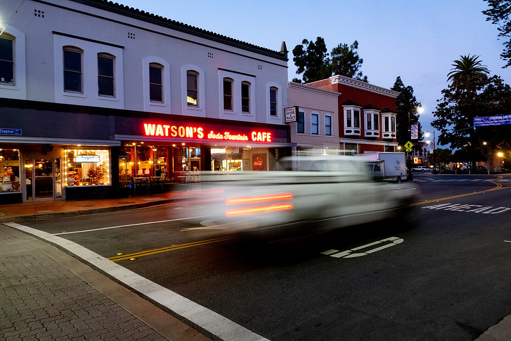 Watson's Soda Fountain, Orange, California