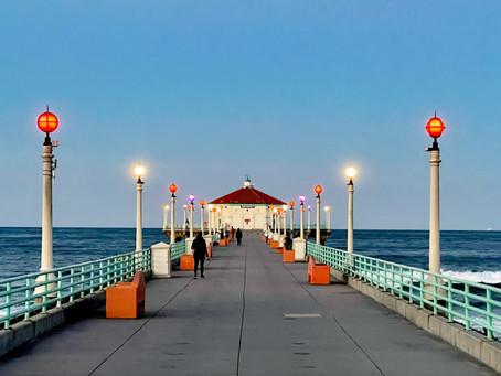 Happy Valentine's Day from Manhattan Beach