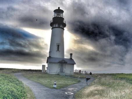 Newport, Oregon #Photowalk companion
